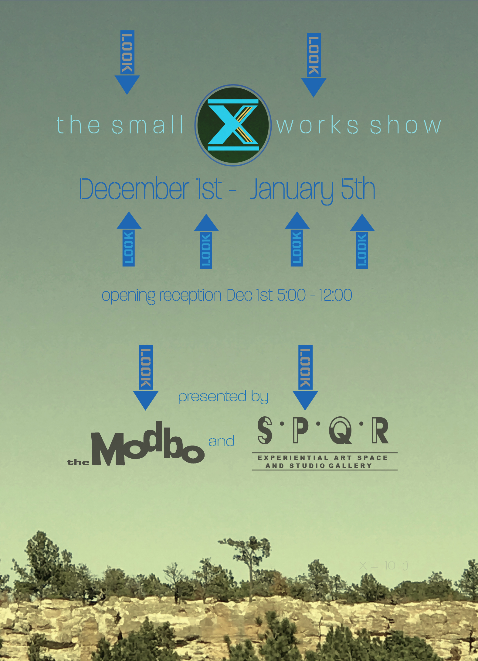 Small Works X: The Biggest Ever!