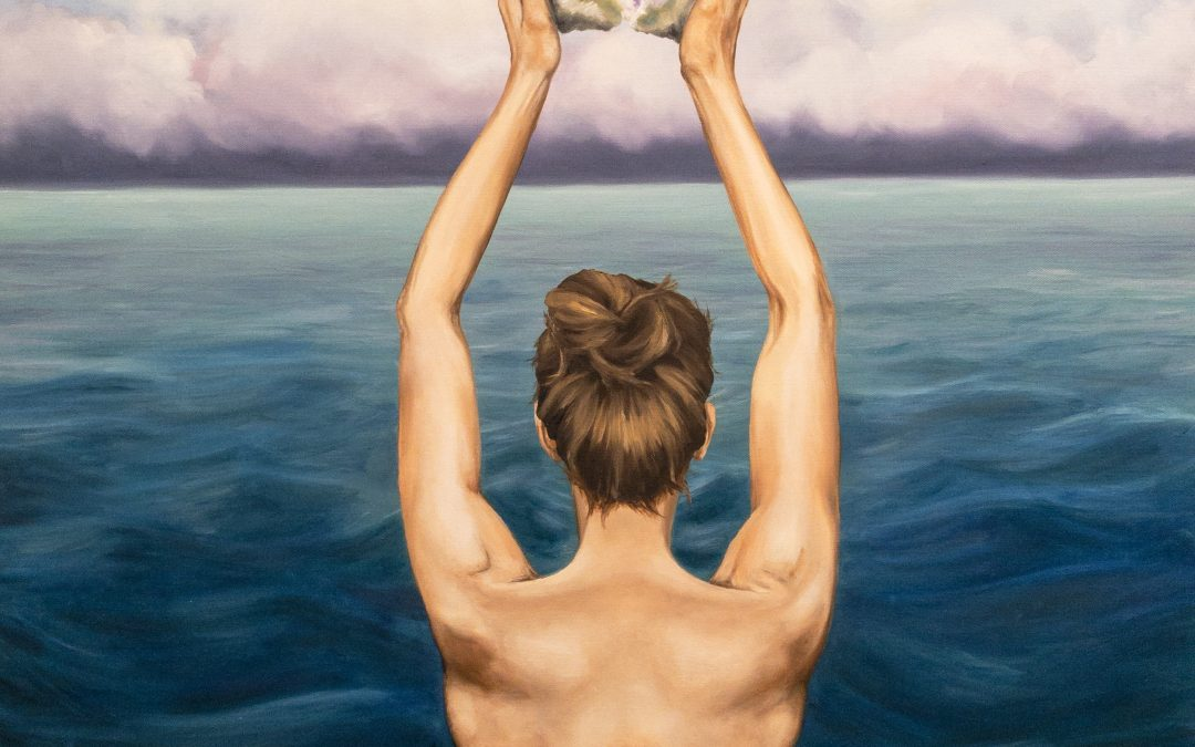 August's First Friday at The Modbo: The Ocean Between the Waves by Shannon Dunn