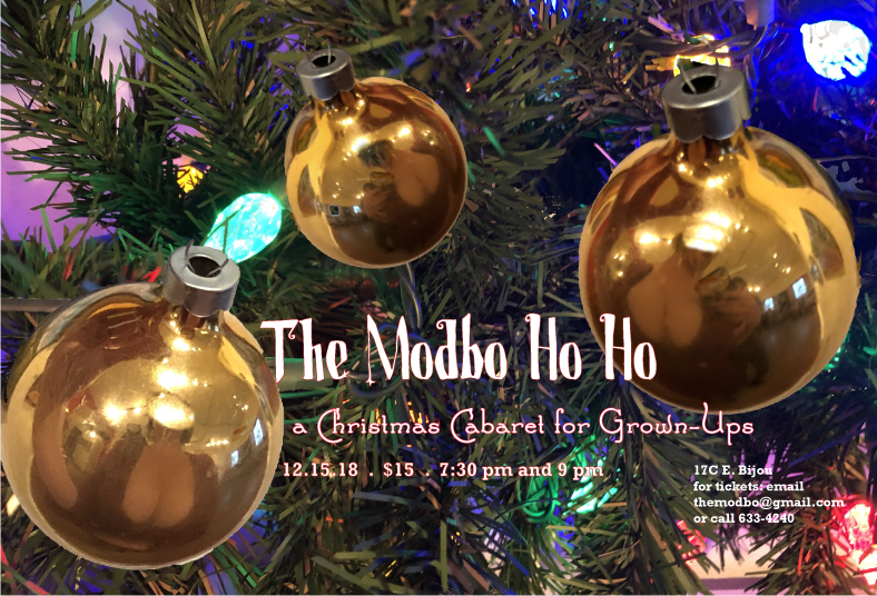 The Modbo Ho Ho 2018 Cometh