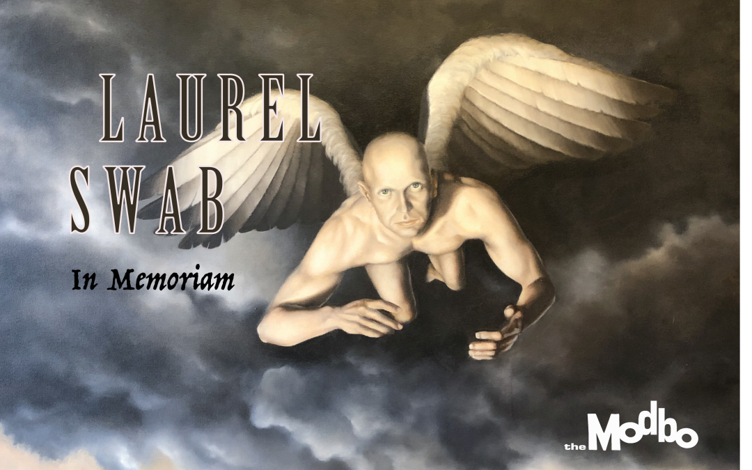 September's Show at The Modbo: In Memoriam: Works by the Late Laurel Swab