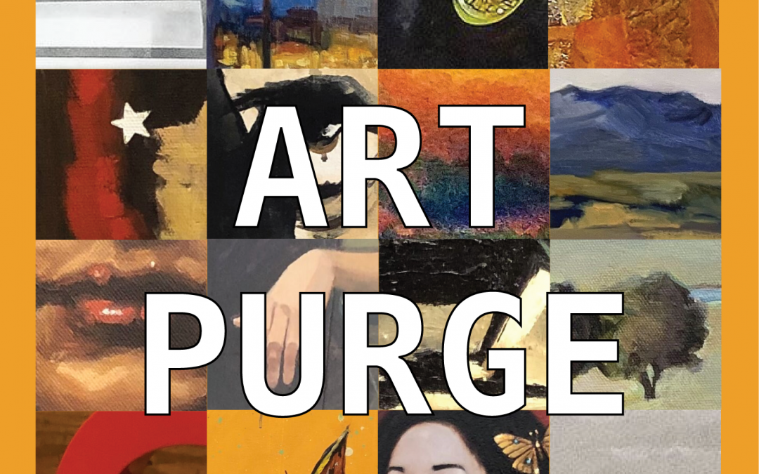 Art Purge: A One Night Art Sale at Kreuser Gallery!