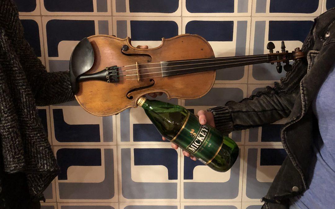 Schmaltz Liquor: A Short and Sassy Classical Music Informance