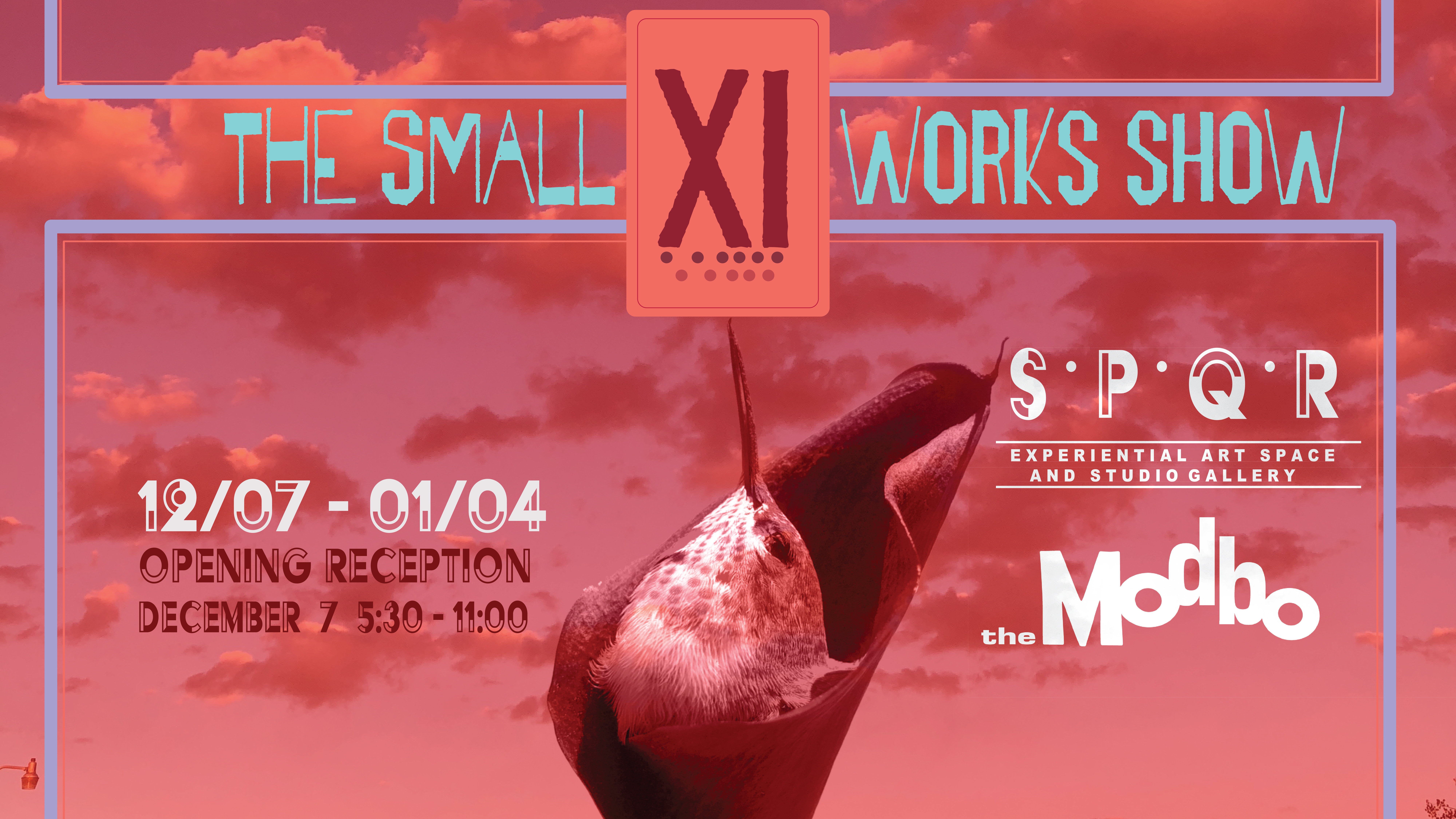 Small Works XI!
