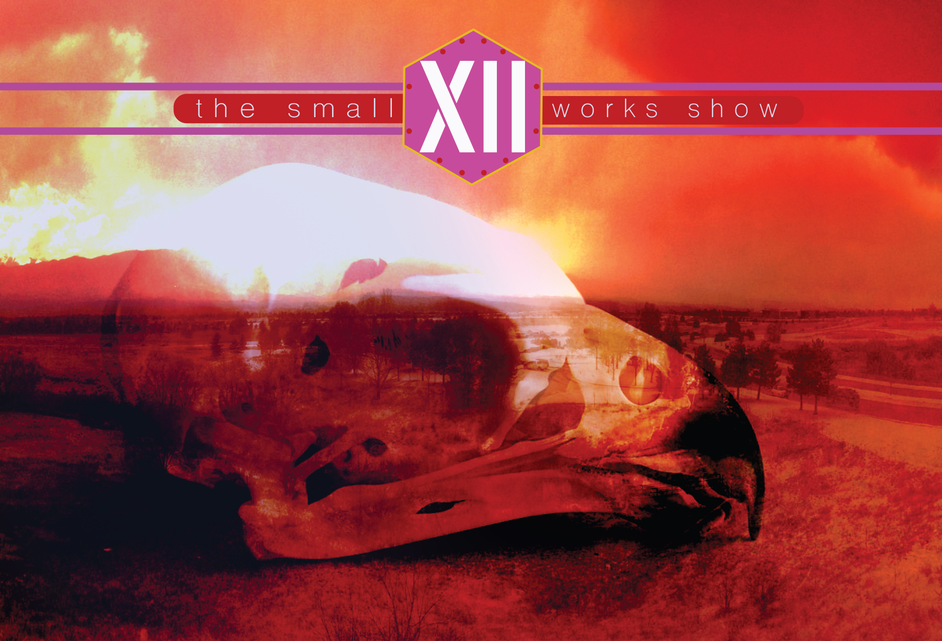 Small Works XII at The Modbo and SPQR!
